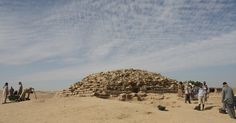 Newly Discovered Step Pyramid in Egypt is 4,600 Years Old