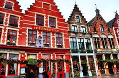 A storybook town any time of year, during Christmas Bruges in Belgium explodes in yuletide splendor. Eat some chocolate, go for a carriage ride and just enjoy the season.