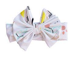 Petroglyph Messy Bow Headwrap   Children's and Baby Clothing Boutique   Bailey's Blossoms