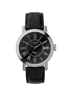 Links of London Richmond Black Dial Watch, Black Buy for: GBP360.00 House of Fraser Currently Offers: Links of London Richmond Black Dial Watch, Black from Store Category: Accessories > Watches > Men's Watches for just: GBP360.00 Check more at http://nationaldeal.co.uk/links-of-london-richmond-black-dial-watch-black-buy-for-gbp360-00/
