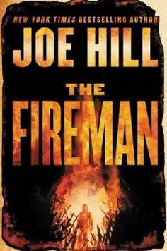 The fireman by Joe Hill.  A chilling novel about a worldwide pandemic of spontaneous combustion that threatens to reduce civilization to ashes and a band of improbable heroes who battle to save it, led by one powerful and enigmatic man known as the Fireman.