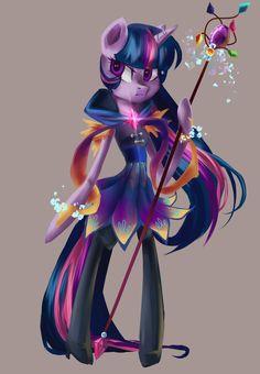 Magical Girl - Twilight Sparkle by ~My-Magic-Dream on deviantART