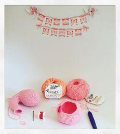 Aún difícil de adivinar q será  pero con los maravillosos colores #yummy de @dmcspain os aseguro que el acabado será espectacular domingo de relax haciendo lo q más nos gusta los hilos yummy y un montón más disponibles en nuestra tienda online #monkeycraft  #enproceso #inprocess #crochet #amigurumistas #amigurumi #crochetaddict #crochetlove #ganchillo