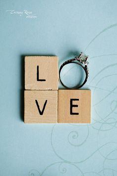 wedding ring photo...