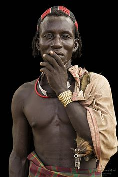 Hamar Tribe, Omo Valley, Ethiopia