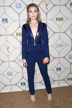 At the Fox Emmy After Party.