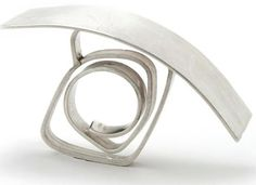 contemporary jewelry | 40+ Style » Jewellery » Contemporary and sculptural jewellery by ...