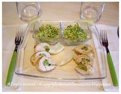 ©Diario della Mia Cucina - Ricette semplici, veloci e golose: Involtini di tacchino al limone