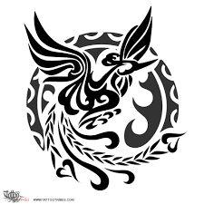 Afbeeldingsresultaat voor maori phoenix tattoo
