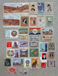 Stamps of Pakistan #pakistan