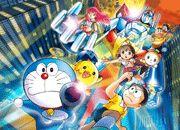Doraemon Robot Puzzle