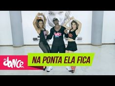 Mc Delano - Na Ponta Ela Fica - FitDance - 4k | Coreografia - YouTube