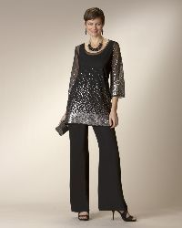 Ursula 13127 Mother-of-the-Wedding Pantsuit for Fall 2012 in Misses and Plus Sizes