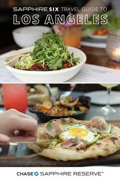 Trying to discover where to eat in Los Angeles, California? Use one of our Sapphire Six city guides to discover some of the best LA restaurants, based on the spending of plugged-in Chase Sapphire Reserve cardmembers.
