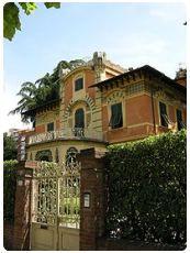 Villa Ducloz-Dianola - Lucca