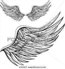 tattoo asas desenho - Pesquisa Google