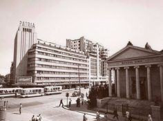 Take your time and browse through my Bucharest city tours to choose the one which suits you best! Old Pictures, Old Photos, Paris, Bucharest Romania, Old City, Urban Landscape, Time Travel, Old Town, Verona