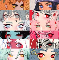 15 ideas memes faces anime for 2019 Anime Kunst, Anime Art, Art Sketches, Art Drawings, Realistic Eye Drawing, Drawing Expressions, Poses References, Art Reference Poses, Anatomy Reference