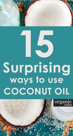 "Here you can learn about ""Adulteration"" in Coconut Oil & 15 Surprising ways to use Coconut Oil Coconut Oil Uses, Beauty Hacks, Beauty Tips, Organic Oil, Get Healthy, Helpful Hints, Essential Oils, Hair Makeup, Sweet"
