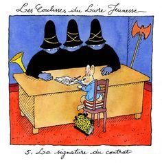 Les coulisses du livre Jeunesse - Gilles Bachelet