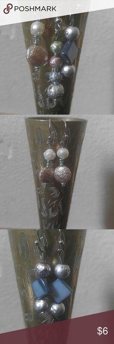 Set of Earrings Brand new. Set of 3.  Set 98 Jewelry Earrings