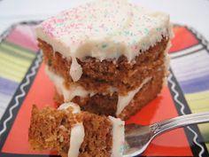 Gluten Free Desserts made Delicious: Gluten Free Tasty Carrot Cake