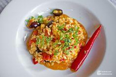 Karotten-Paprika-Risotto - Madame Cuisine