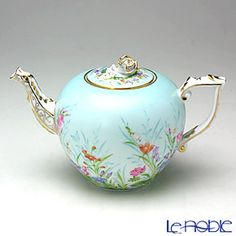 Herend four seasons Tea pot
