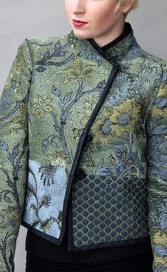 Mary Lynn O'Shea: Designer   Weaver   Addison Jacket