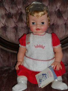 Ideal Dolls And Look A Likes On Pinterest Dolls Patti D
