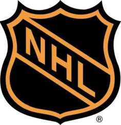 NHL Logo former - National Hockey League - Wikipedia, the free encyclopedia Hockey Logos, Nhl Logos, Sports Logos, Hockey Sayings, Hockey Games, Ice Hockey, Bruins Hockey, Johnny Gaudreau, Nhl Awards