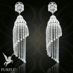 Begani diamond earrings