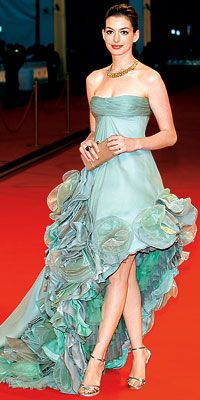 20 Best Red-Carpet Dresses
