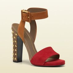 gucci: With fall's Madison sandals ...