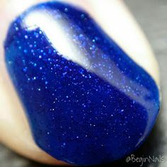 Let's Begin Nails: Creative Cuticles Nail Polish After Midnight Trio Swatch and Review