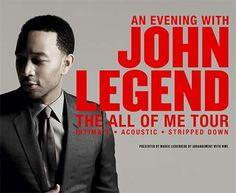 John Legend Tour 2014 | Tickets für Berlin und Düsseldorf ab Freitag