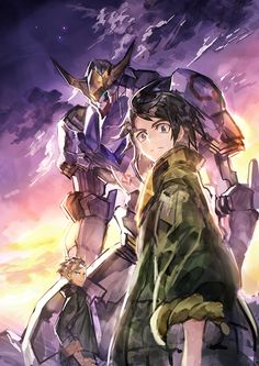 -- Mobile Suit Gundam : Iron -Blooded Orphans --