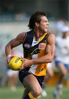 Just finished re-reading this bloke's book during the week. I wonder if he will ever make a return to footy in any capacity? #BenCousins #AFL #Football #Footy #WestCoastEagles