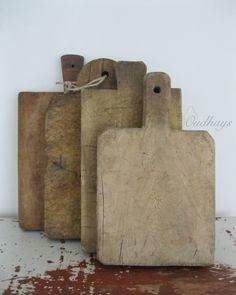 Oude (brood)planken
