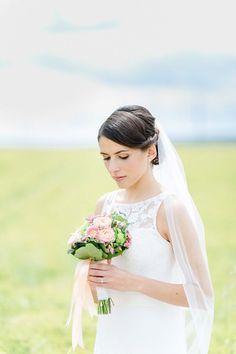 Anne und Michael DIY-Hochzeit in pastelligen Pfirischtönen @Stephan Presser http://www.hochzeitswahn.de/inspirationen/anne-und-michael-diy-hochzeit-in-pastelligen-pfirischtoenen/ #wedding #mariage #bride