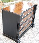 Restauración muebles antiguos Madrid