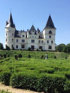 Ezek Magyarország legszebb kastélyai | Mert utazni jó, utazni érdemes... Merida, Hungary, Beautiful Places, Mansions, House Styles, Manor Houses, Villas, Mansion, Palaces
