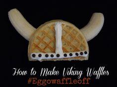 viking waffles - rec