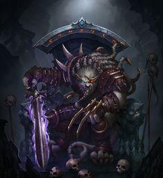 League of Legends Digi-Art Throwdown Runner-Up - Rheinmetal