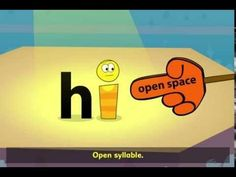 Reading Strategy: Closed and Open Syllables - YouTube