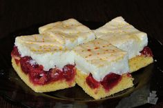 Habos meggyes pite | Cheesecake, Pastries, Sweet, Recipes, Food, Meal, Cheesecakes, Food Recipes, Essen