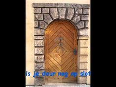 ▶ is je deur nog op slot - YouTube