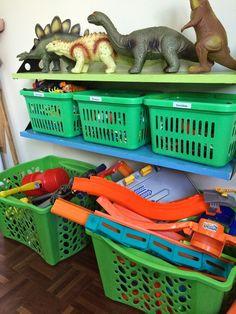 Organize sem Frescuras | Rafaela Oliveira » Arquivos » Programa Painel RPC TV : organização das tarefas domésticas e organização do quarto dos brinquedos