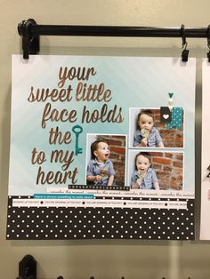 NEW Chickaniddy 365 Collection project CHA Winter 2015 - Scrapbook.com