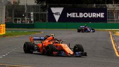 Stoffel Vandoorne, MCLaren MCL33 qualifying at Australian Grand Prix, Melbourne - Saturday 24 March 2018